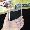 "Para zte v5 pro ultra thin tpu caso de la contraportada transparente caja del teléfono transparente para zte a711 v5 3 poderoso 3 n939st 5.5 ""hoja x9"