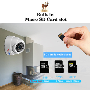 Image 5 - BESDER Wide Angle 2.8mm IP Camera Wireless Audio 1080P Indoor Dome Security Wi Fi IP Camera With SD Card Slot ONVIF RTSP FTP