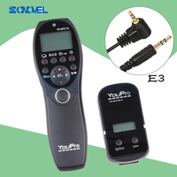 YouPro YP 870II E3 Wireless Shutter Timer Remote For Pentax K 5 K 5II K 7