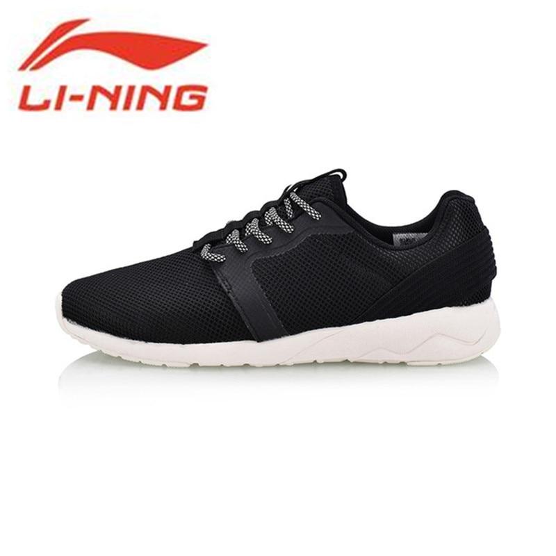 Li-Ning New 2018 Men LN Heather II Walking Shoes Light Breathable Sneakers TPU Support Stability Li Ning Sports Shoes AGCN081 original li ning men professional basketball shoes