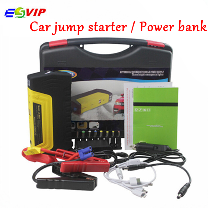 High Power Car Jump Starter for Petrol Car High Power Car Booster Car Battery Charger Emergency Auto Power Bank Booster Charger