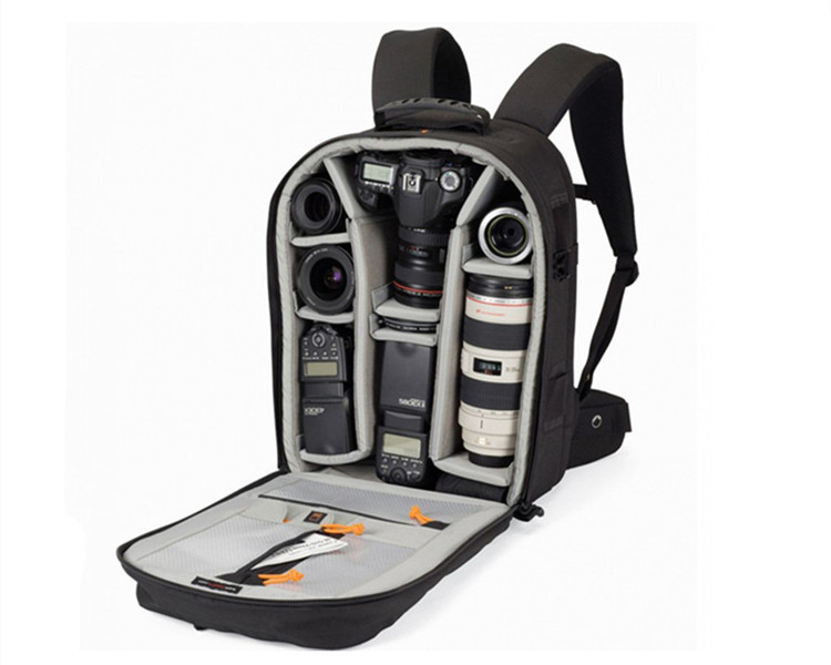 fast shipping Lowepro Pro Runner 350 AW Shoulder Bag Camera bag put 15.4 laptop with All weather Rain cover lowepro nova 190 aw camera bag single shoulder bag case camera shoulder bag with all weather cover