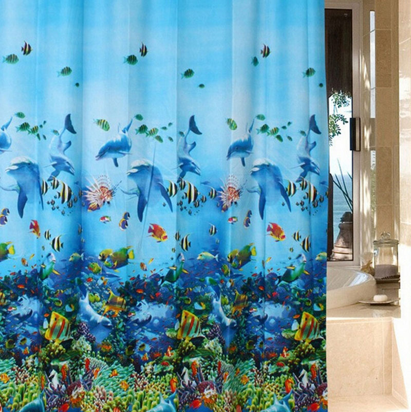 Online Buy Wholesale Large Shower Curtains From China Large Shower