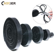CASEIER Cable Organizer Wire Winder Clip Earphone Holder Mouse Cord Protector HDMI Cable USB Cable Management For iPhone Samsung