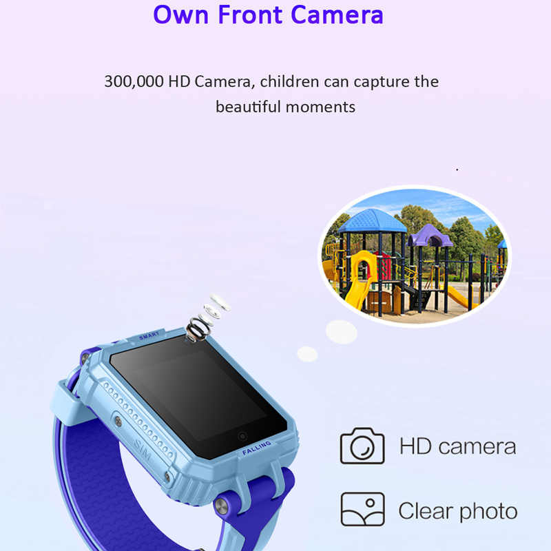 X11S Kids Smart Watch Baby Sim Card GPS Smart Children Watch Waterproof GPS WiFi Anti lost SOS Safe Smartwatch For Android IOS