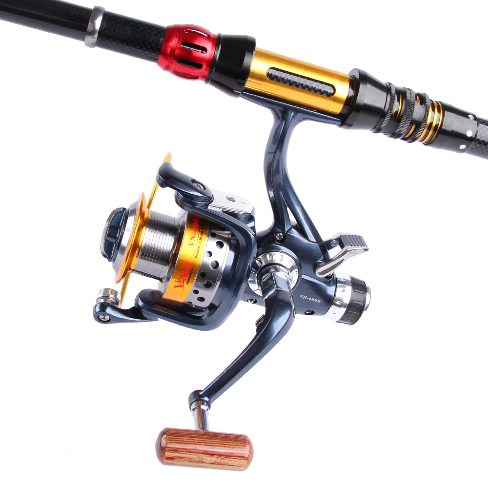 WPE VENUS2 Series 9 1 BBs Spinning Fishing Reel 5 1 1 Front and Rear Drag