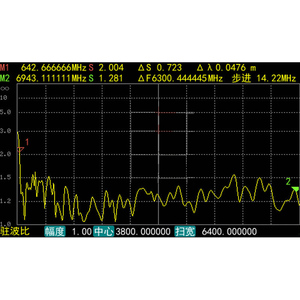 Image 5 - Lusya szerokopasmowa, szerokopasmowa antena kierunkowa antena 800 M 6G UWB Wifi antena D2 010