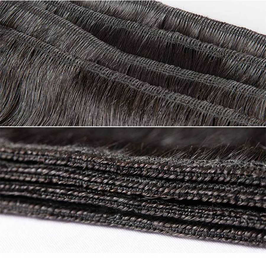 """Image 5 - Gossip Deep Wave Bundles Brazilian Hair Weave Bundles 100% Human Hair Weaves Remy Hair Extension 8"""" To 28"""" Bundles Can Be Dyed-in Hair Weaves from Hair Extensions & Wigs"""