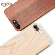 KISSCASE Original Wood Case For Apple iPhone 5 5s SE 6 6s Plus Retro Natural Wooden Hard Luxury Back Cover Cases Accessories scorpion pattern detachable protective wood back case for iphone 5 5s wood