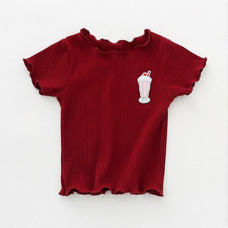 INPEPNOW Girls Tshirt Odzież dziecięca Topy dla dzieci Odzież - Ubrania dziecięce - Zdjęcie 4