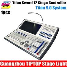 TIPTOP Сценический Свет МЕЧ V12 Контроллер Titan9.0 Операционная Система I5 Двухъядерный Процессор Intel 64/128 Г SSD 4 Г (DDR3) памяти.