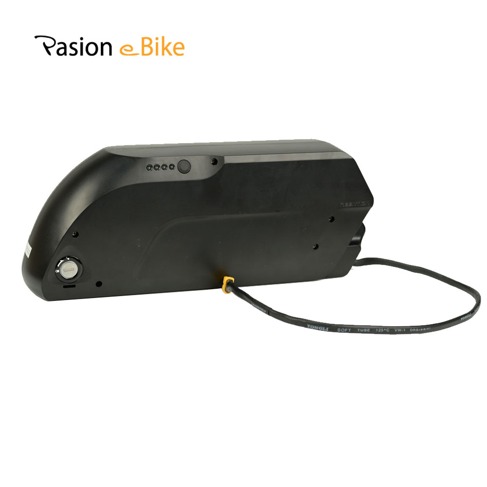 PASION E font b BIKE b font 48V 17AH Electric Bicycle lithium Battery Recommended For 1000W