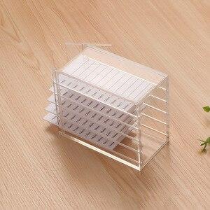 Image 1 - 속눈썹 연장 도구 속눈썹 속눈썹 연장 보관 상자 저장