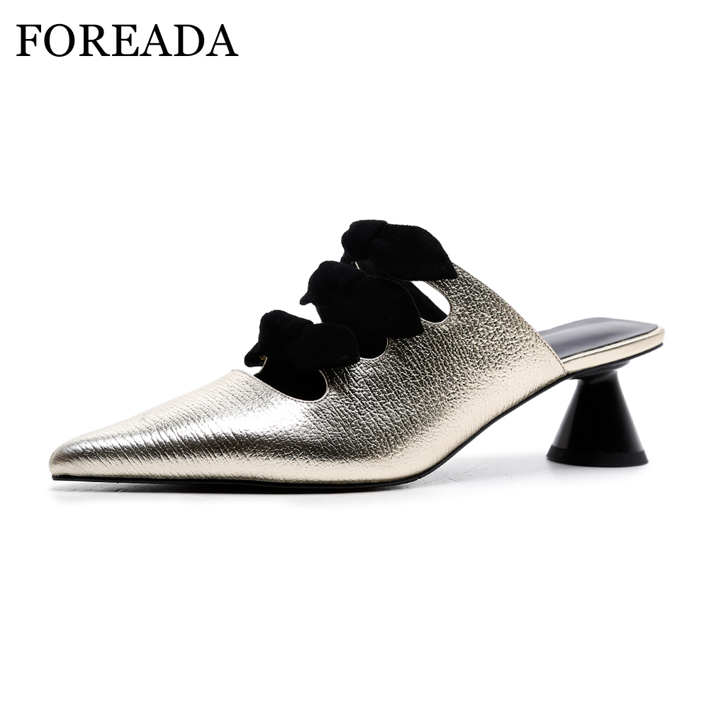 Women Genuine Leather Shoes Pumps Women Bow-Knot High Heels Slingbacks Shoes Spring Summer 2018 Pointed Toe Slip On Lady Shoes foreada women shoes pumps genuine leather thin high heels elegant ladies office shoes 2018 bow knot pointed toe shoes female