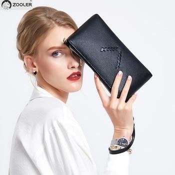 2019 new genuine leather bags women ZOOLER luxury woman bags fashion shoulder messenger bag cross body dat clutches purse#Z183