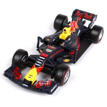 Maisto 1:43 Redbull RB13 racing car diecast 110*40*24mm nero giallo rosso modello di auto giocattolo per uomini di raccolta 38027