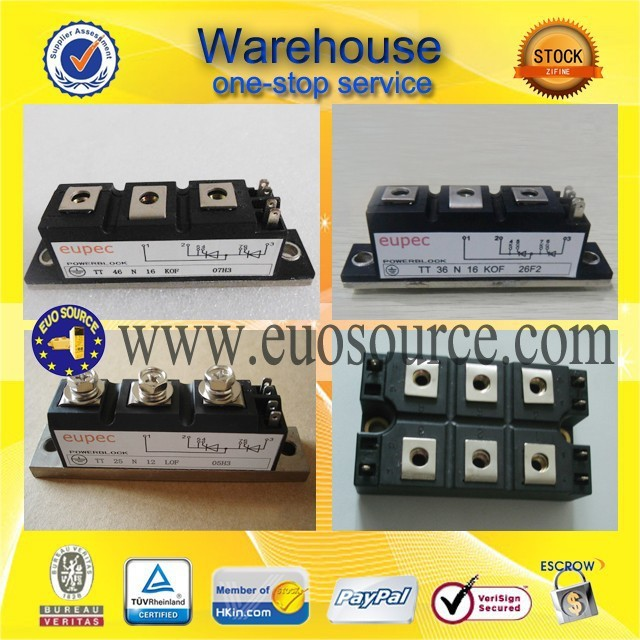 Power  Thyristor  Module  TT18N14LOF