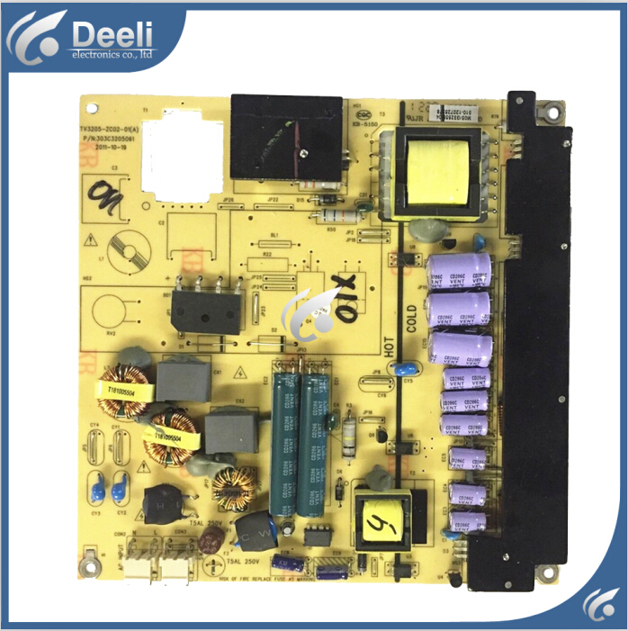 99% new original good Working for Power Supply Board LE32C16 LE32M18 TV3205-ZC02-01(A) 1POF246232C Board 99% new good working original for power supply board bn44 00522b pd46b2q cdy