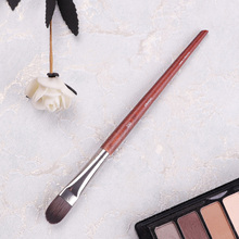 Professional Eye shadow Brush Wood Handle #230 Large Flat Tapered Shader Brush Eye Detail Make up Brush Cosmetic Tool professional eye shadow brush wood handle 230 large flat tapered shader brush eye detail make up brush cosmetic tool