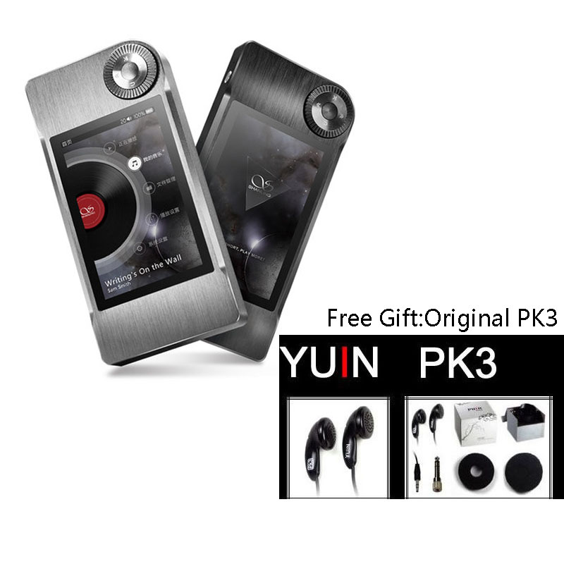 Original Shanling M5 192KHz/32Bit AK4490 MUSES892O AD8610 DSD Lossless Hifi MP3 Music Player with Original YUIN PK3 Earphone DHL shanling m2 dap hifi music player dsd192khz 32bit 2 35 tft lcd dac function lossless music player with free earphone k1