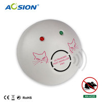 2X Aosion electronic ultrasonic mouse mice rat repeller home use GS 220v plug in pest repellent AN A320