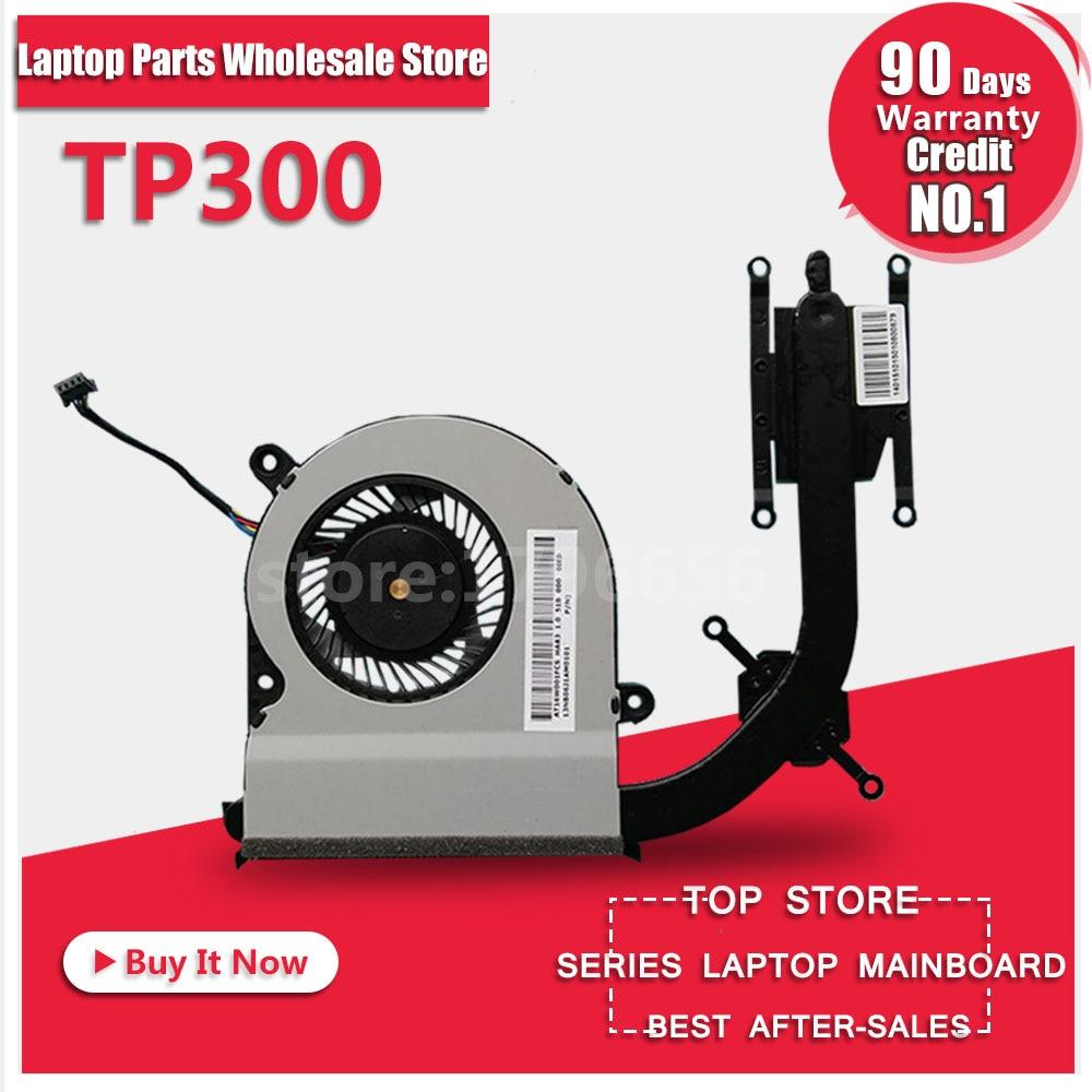 For ASUS TP300 TP300L TP300LD TP300LJ TP300LN TP300LA Laptop CPU Cooling Fan Radiator Heat Sink Cooler Tested Well Free Shipping for asus u46e heatsink cooling fan cooler