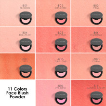 Mineral Pigment Blusher Blush Powder Bronzer