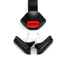 Onever samochód dziecięcy fotelik bezpieczeństwa klip spinka blokująca klamra pas bezpieczeństwa pasek dziecko klip klamra zatrzask fotelik samochodowy pas regulowany tanie tanio 23cm metal and plastic car Seatbelt Clip 118g 8 6cm Child Seat Clip Safety Belt Children Seatbelt Clip 5000 times Seat Belts Padding