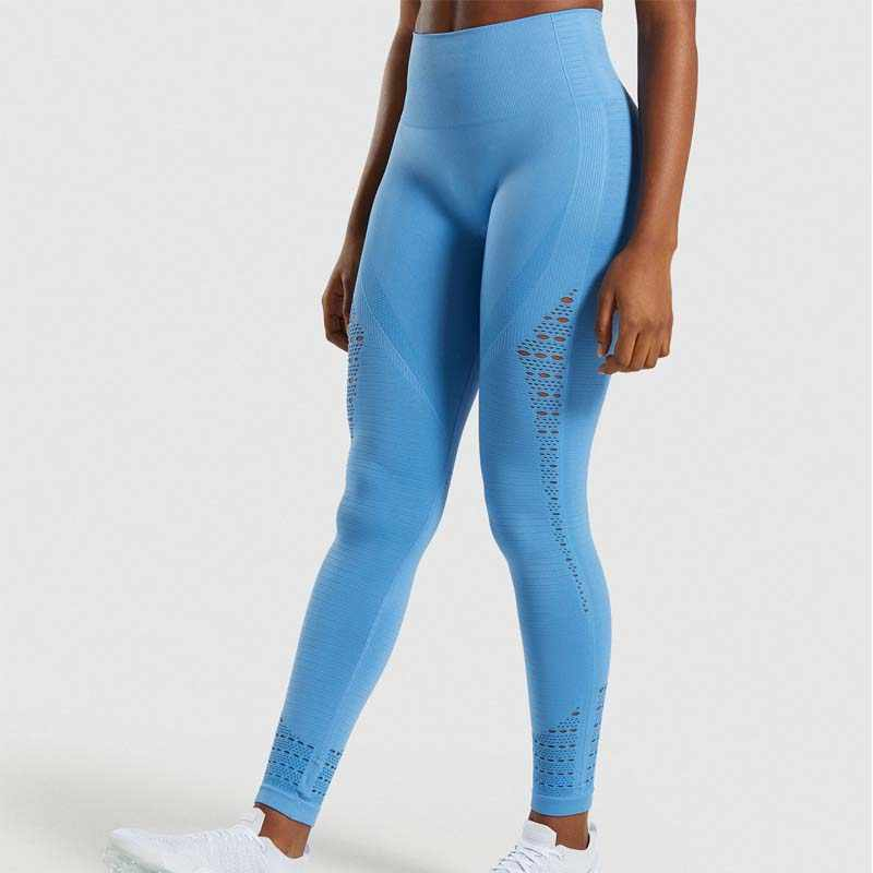 Bezszwowe legginsy damskie Hip Push Up joga spodnie wysokiej talii Booty legginsy rozciągliwe rajstopy damskie legginsy Sport Fitness