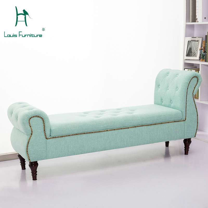 Remarkable Us 230 0 Louis Fashion Living Room Sofas European Style French Bedroom Storage Fabric Bench Bed American Style Antique In Living Room Sofas From Machost Co Dining Chair Design Ideas Machostcouk
