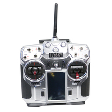 Flysky 2.4GHz 10CH AFHDS2 LCD Radio Transmitter & Receiver for RC