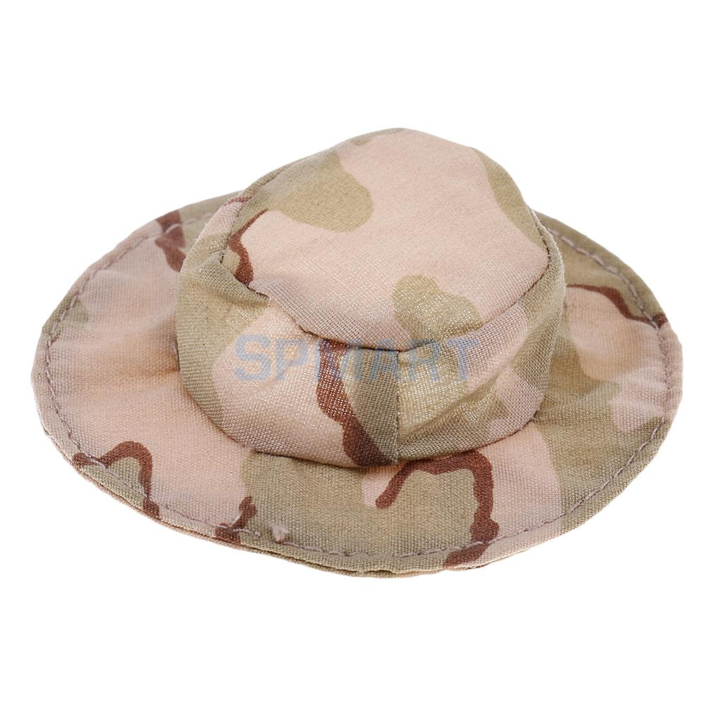 """1//6 Scale Camouflage Baseball Cap Hat Model For 12/"""" Hot Toys Male Action Figure"""