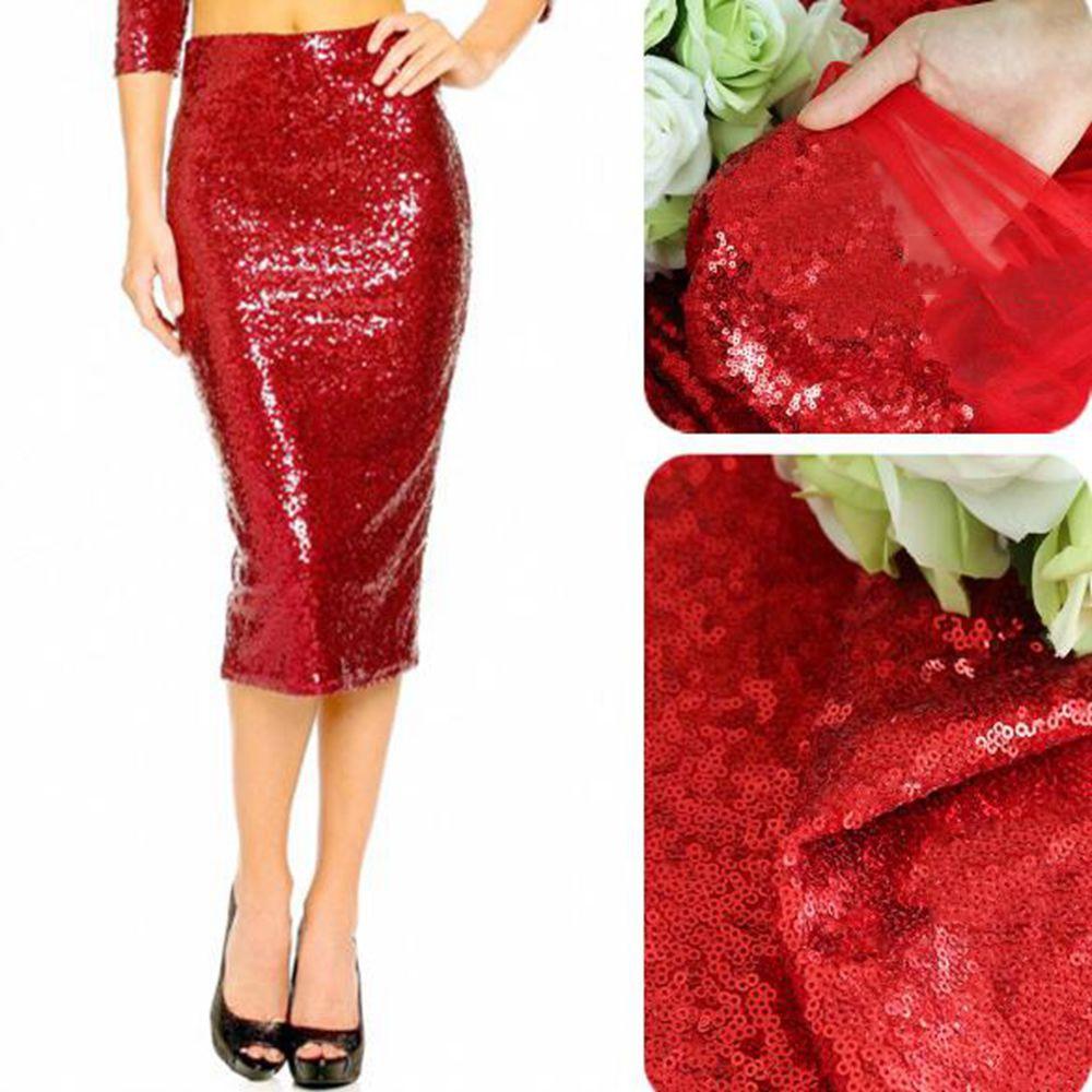 Paillette Sequin Fabric (4)