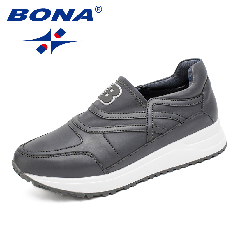 BONA New Classics Style Women Running Shoes Outdoor Jogging Sneakers Mesh Women Shoes Comfortable Athletic Shoes