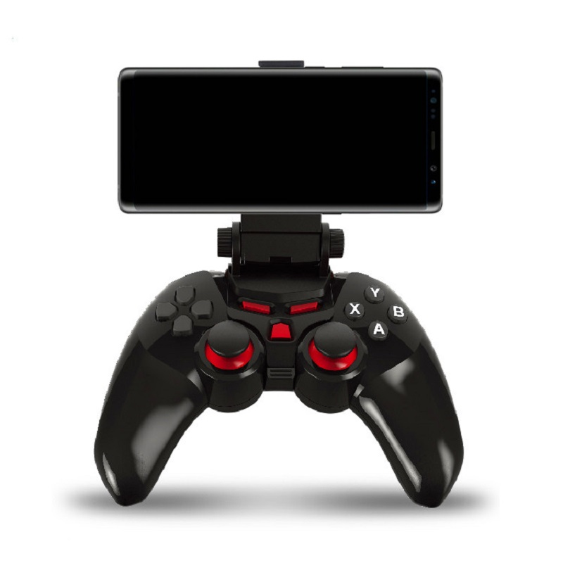 Wireless Bluetooth Gamepad Game Controller For Android Mobile Phone / Tablets / TV/ PC Laptop Gaming Control image