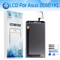 For ASUS Zenfone 2 Laser ZE601KL Z011D Lcd Display Touch Screen Digitizer Assembly 6 Panel Mobile Phone Replacement Tools