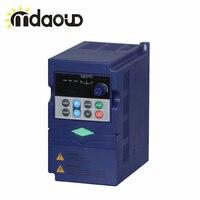 Для России CE 220 В 2.2kw 1 вход и 220 В 3 фазы выходного преобразователь частоты/двигатель переменного тока дисковод VSD/VFD/50 Гц инвертор
