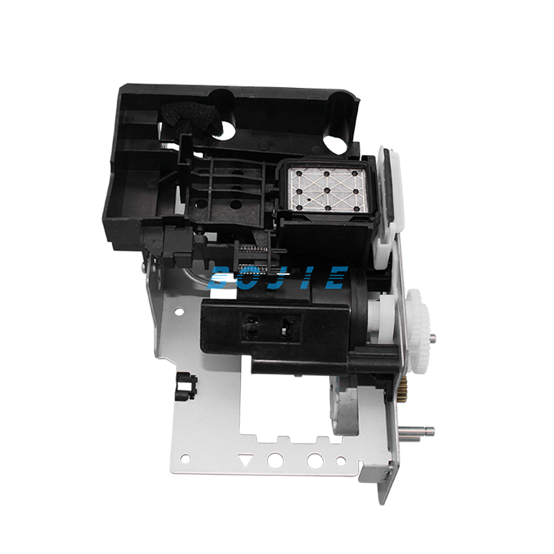 DX5 print head system ink cleaning assembly ink pump capping station for Mutoh 1604E inkjet printer spare part new model inkjet printer print head 1h capping station for epson 5113 single head cap station