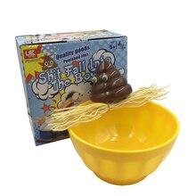 Kid Fun Toy Gift Anti-stress Boy Girl Adult Desktop Toys Interactive Fun Board Game Noodles Spaghetti Balance Party Game