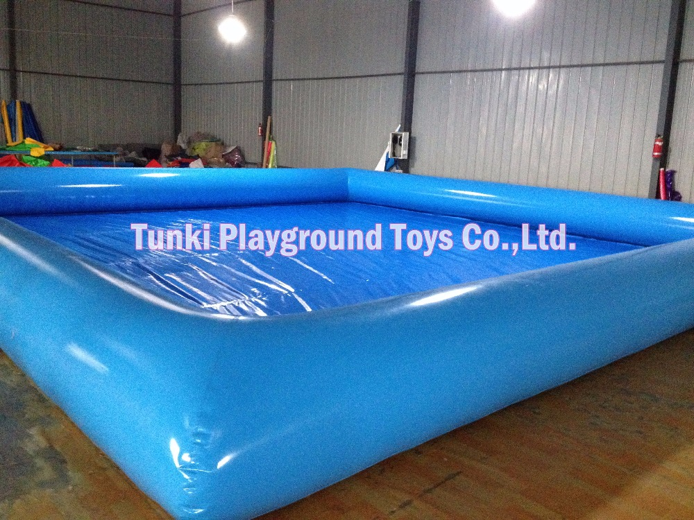 6*8*0.5m inflatable swimming pool