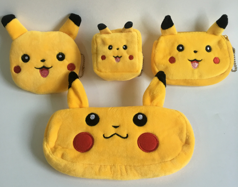 All 4models 7-12cm Cat Plush Gift Coin Purse Wallet Bag 20cm Cat Plush Coin Bag Pouch Purse Wallet Can Be Repeatedly Remolded.