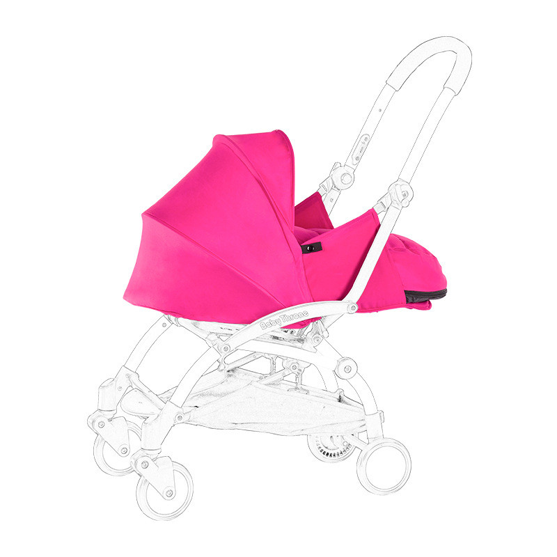 Baby Stroller Bassinets Package Concluded in Single Bassinets And Shed Sleeve Not Including The Frame Itself ...