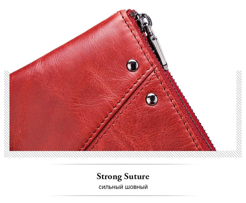 Женщины кошелек женский кошелек оригинальный кожаный маленький кошелек кредитная карта держатель Валле подарок для подруги покроя feminina carteira 2018
