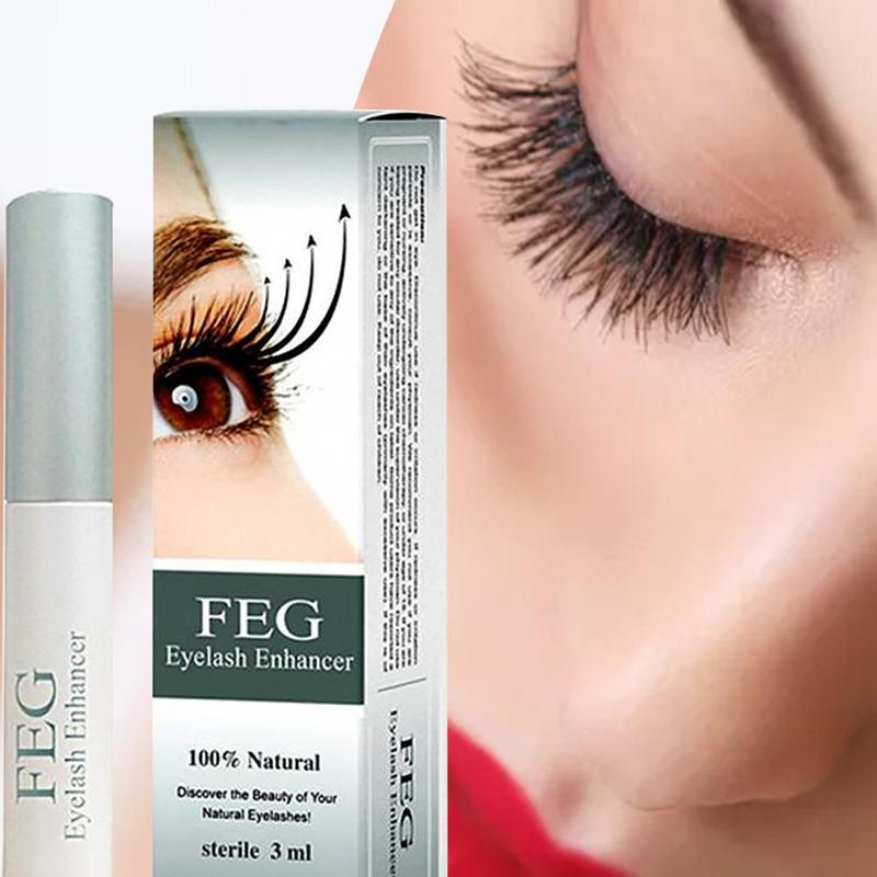 689e6fdff2a FEG 100% Original Eyelash Growth Treatments Serum Enhancer Eye Lash Makeup  Eyelash Growth Powerful FEG Eyelash Growth Liquid