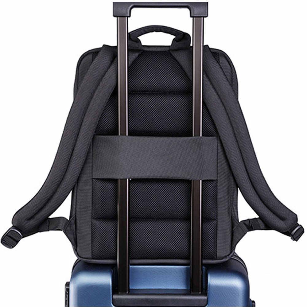 シャオ mi mi バックパッククラシックトラベルビジネスバックパック 17L 容量学生のラップトップバッグ男性女性のバッグのための 15 インチのラップトップホット