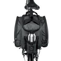 Cycling Rear Seat Bag For Bicycle Waterproof Bike Rack Bag Bike Trunk Cargo Pack Road Bike Carrier Bag Accessories For Bicycle
