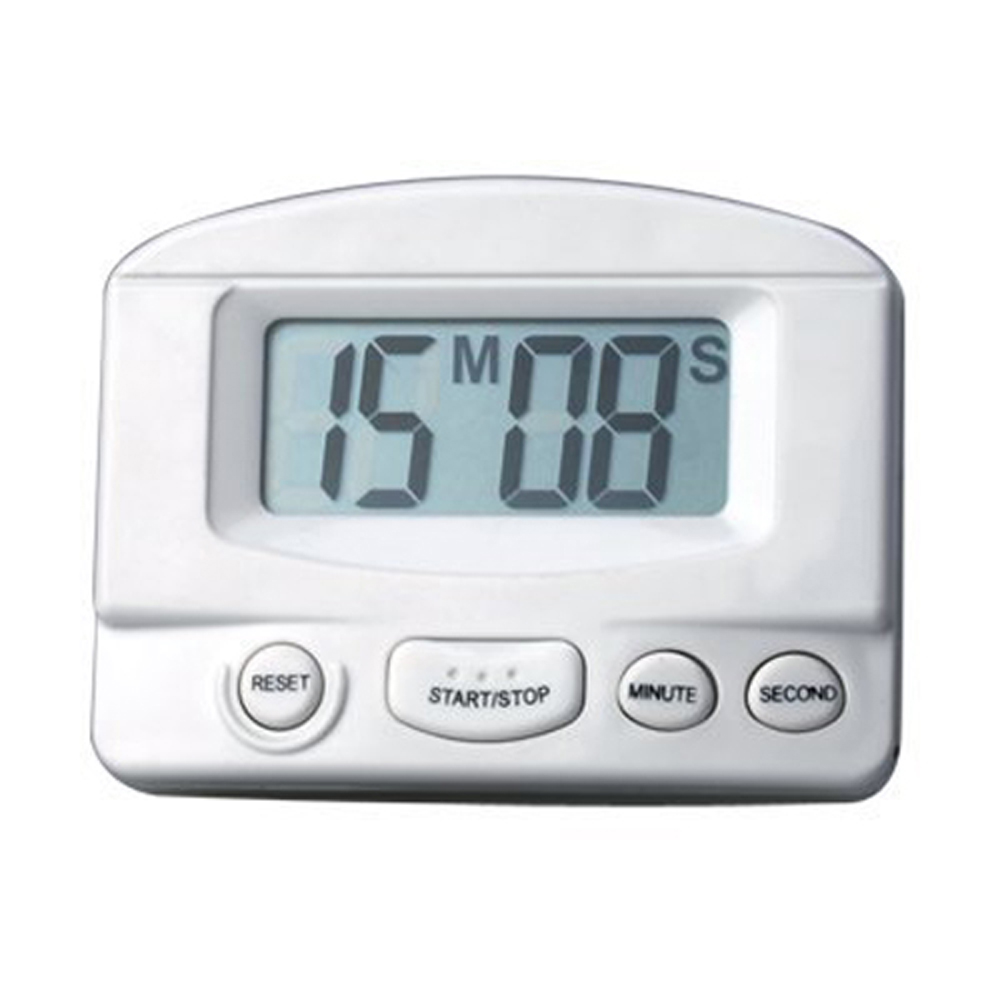 MEOF Mini LCD Home Kitchen Cooking Count Down Digital Timer-in ...