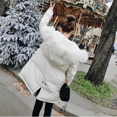 Sportiva Wun108 Spessa Lungo Armygreen Più Cappuccio Tuta Del Donne white Medio Parka 2019 Femminile Cotone Sesso Nuove A Lunghe Maniche Delle Giacca Con Cappotto Inverno Modo Calda Di aFfTUqw4g