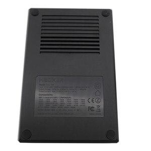 Image 4 - 卸売液晶スマートバッテリー充電器miboxer C4 リチウムイオンimr icr LiFePO4 18650 14500 26650 21700 aaa電池 100 800mah 1.5A