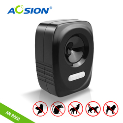 Free shipping Garden Electronic with flashing ultrasonic animal repeller  Birds Dogs Cats Fox Deer Repellent Deterrent Scare